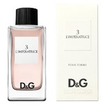 Dolce & Gabbana № 3 L'Imperatrice (50 мл.)