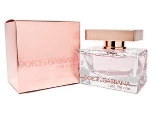 Парфюмерная вода Dolce & Gabbana The One Rose