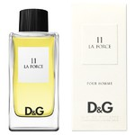 Dolce & Gabbana № 11 La Force (50 мл.)
