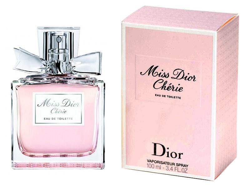 Туалетная вода Christian Dior Miss Dior Cherie d50a6fd2a7663